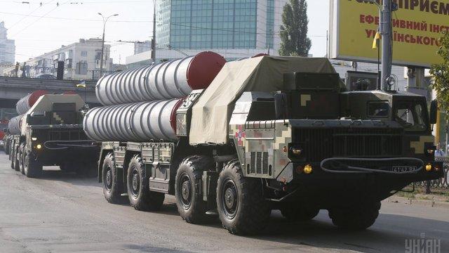 «Укроборонпром» передав військовим відремонтований зенітно-ракетний комплекс