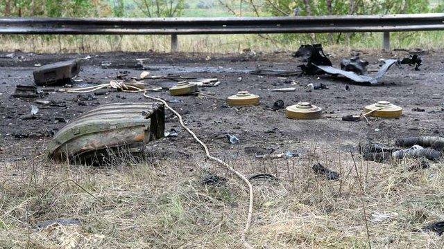 Бойовики використовують режим припинення вогню для мінування територій Донбасу, - розвідка