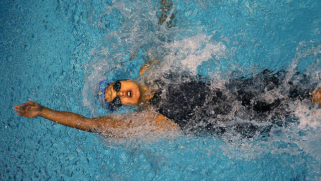 Українська плавчиня виграла дві золоті медалі на етапі Кубка світу в Москві