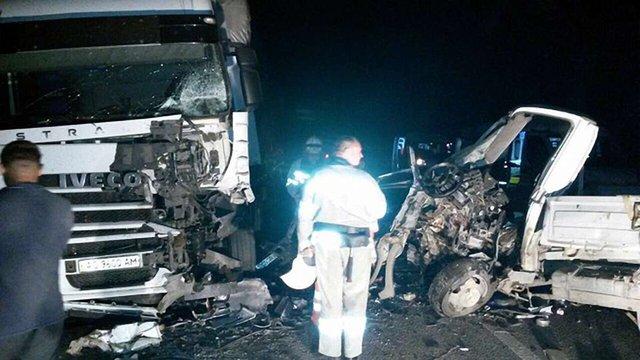 Внаслідок ДТП під Львовом загинув 25-річний водій