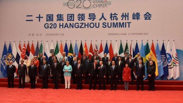 У Китаї розпочався саміт «Великої двадцятки»