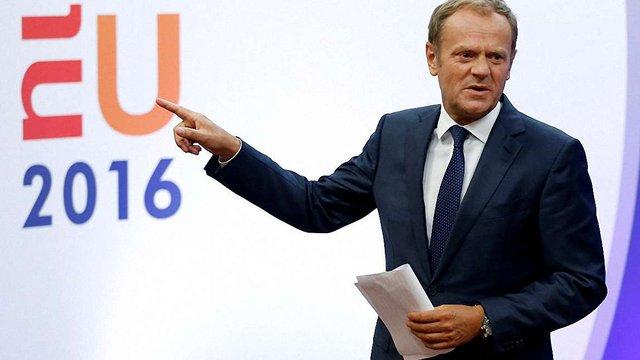 Голова Європейської ради попередив, що можливість ЄС приймати нових біженців досягла межі