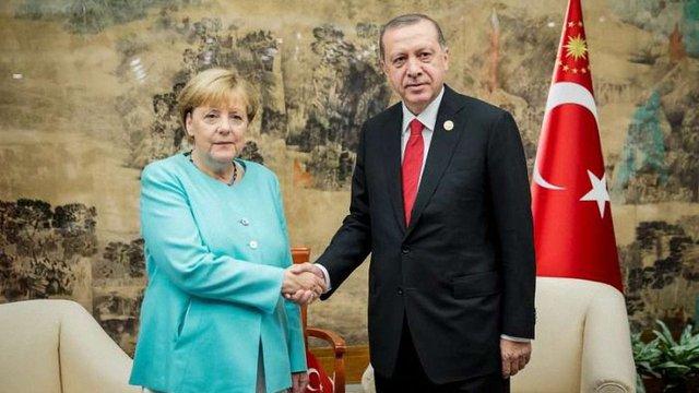 ЄС і Туреччина можуть врегулювати питання безвізового режиму найближчими тижнями, - Меркель