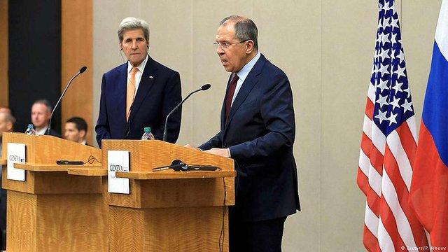 Росія відмовилася від попередніх домовленостей щодо Сирії, - Держдеп США
