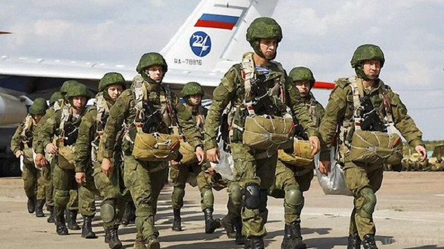 Росія почала активну фазу військових навчань біля кордонів України