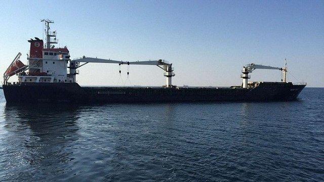 На турецькому судні поблизу одеського порту стався бунт і різанина