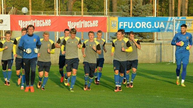 Андрій Шевченко визначився зі складом збірної України на матч проти Ісландії