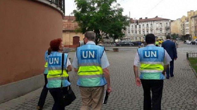 Делегація ООН  з недопущення катувань відвідала слідчий відділ СБУ у Львові
