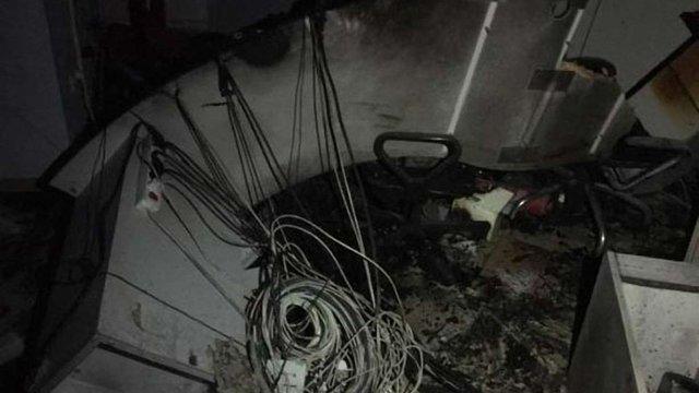 Відеосервер з камер спостереження «Інтера» виявився пошкодженим, - Геращенко