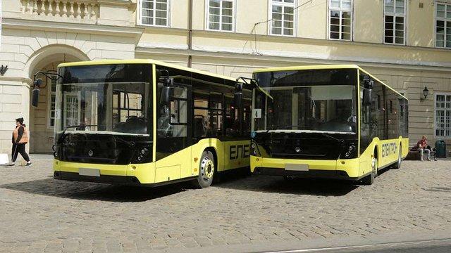 За рік автобуси «Електрон» подорожчали на ₴1,2 млн