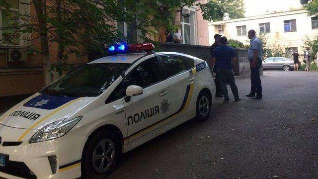 У київській обласній клінічній лікарні застрелили чоловіка