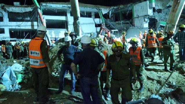 В Ізраїлі на будівництві загинув українець