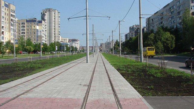 Трамвай на Сихів обіцяють запустити у листопаді