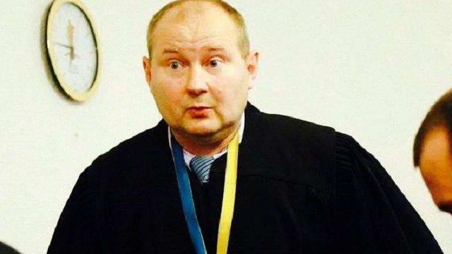 Рада дала згоду на затримання та арешт судді Миколи Чауса