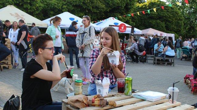 У Львові проведуть фестиваль вуличної їжі Street Food So Good