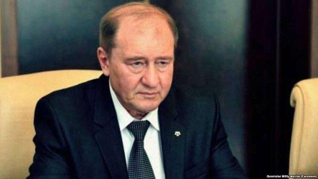 Заступника голови Меджлісу випустили з психіатричної лікарні у Сімферополі