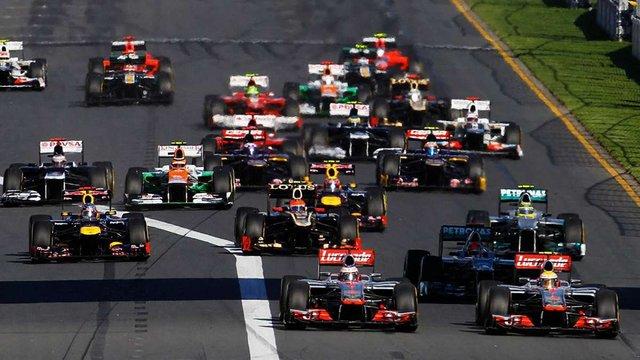 Американська компанія придбає «Формулу-1» за $4,4 млрд