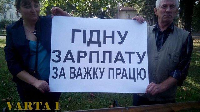 Львівським медикам «швидкої» обіцяють протягом місяця виплатити борги із зарплати