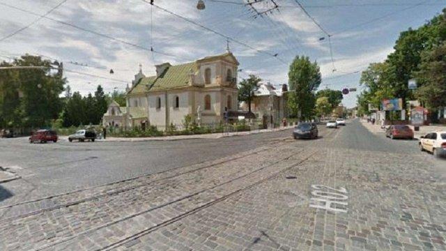 Перехрестя Мечникова – Личаківської у Львові закриють на ремонт наприкінці вересня