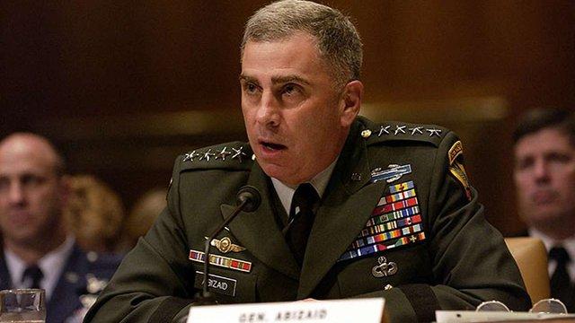 Екс-керівник командування Збройних сил США став радником Полторака
