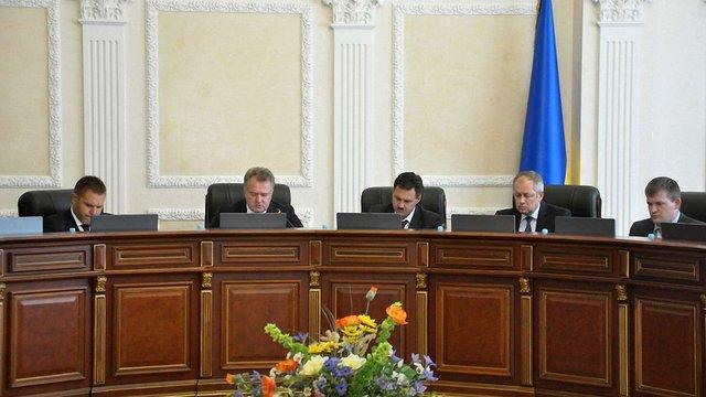 Вища рада юстиції підготувала подання до ВРУ щодо відставки 78 суддів