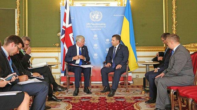 Великобританія підготує 5 тис. українських бійців за стандартами НАТО