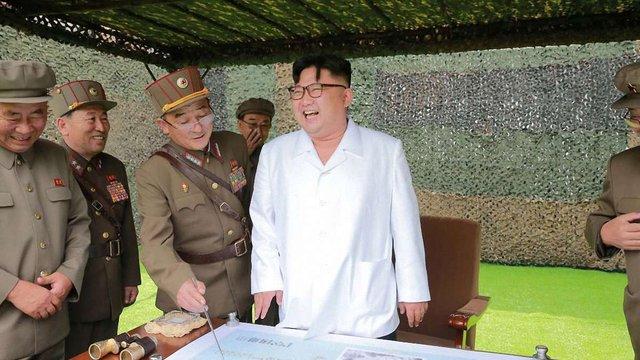У Північній Кореї стався землетрус техногенного характеру