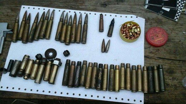 СБУ викрила на Закарпатті підпільну майстерню з виробництва зброї