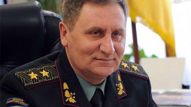 Журналісти показали нерухомість начальника львівської військової академії