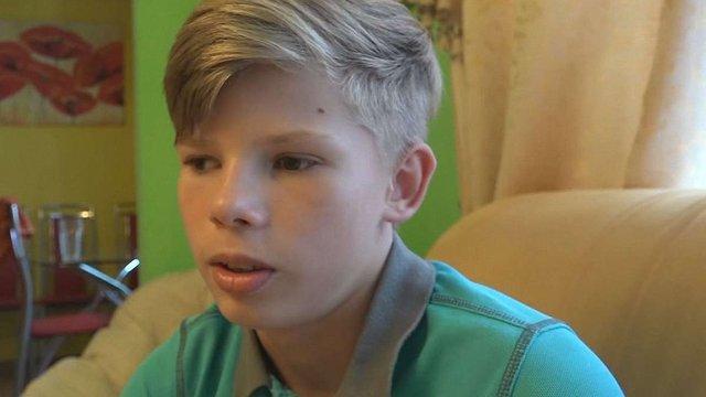 Школяр із Маріуполя розповів, як по ньому стріляли у дитячому таборі на Тернопільщині