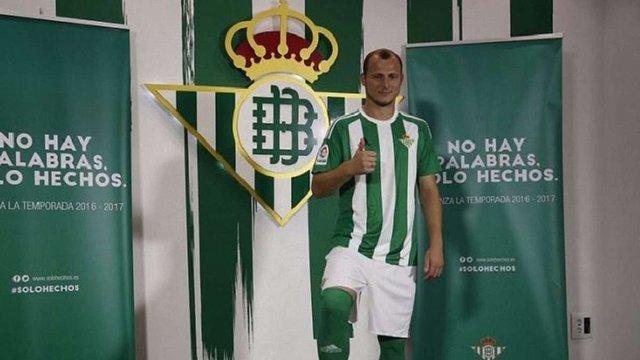Роман Зозуля дебютував в чемпіонаті Іспанії з перемоги над «Валенсією»