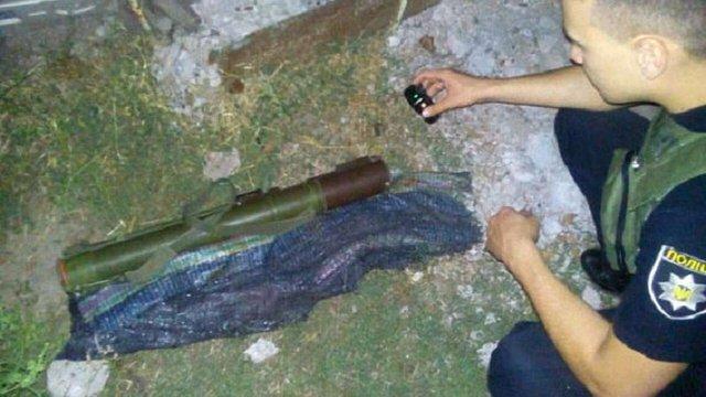 У Маріуполі діти принесли батькам гранатомет
