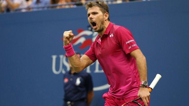 Швейцарець Стен Ваврінка вперше став переможцем US Open