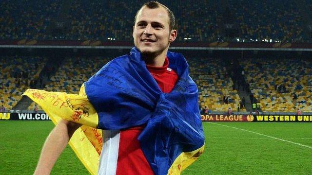 Футболіст Роман Зозуля отримав відзнаку УПЦ КП за  «Служіння Богу і Україні»