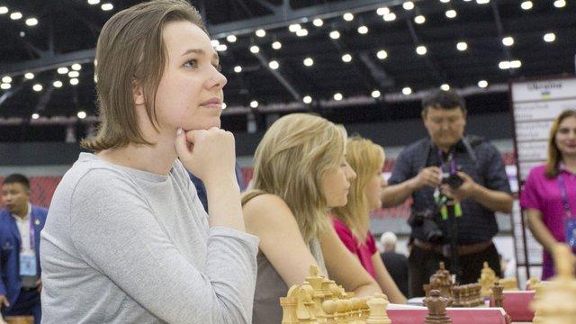 Українські шахісти залишаються основними претендентами на медалі Олімпіади