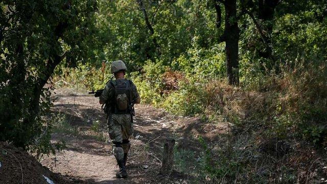 ДРГ бойовиків напала на українських військових у зоні АТО: є загиблі, поранені й зниклі безвісти