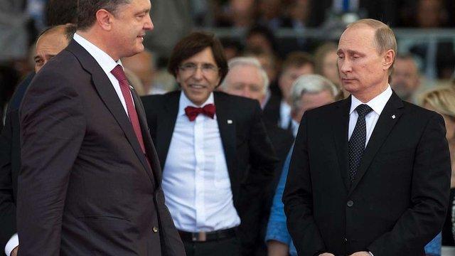 Голова МЗС розказав коли і де Порошенко зможе зустрітися з Путіним