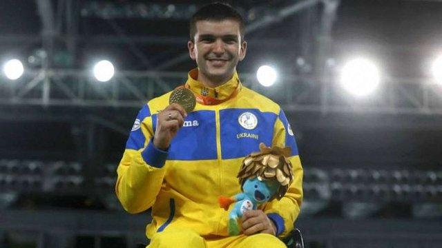 Двоє львів'ян стали чемпіонами Паралімпіади з фехтування на візках