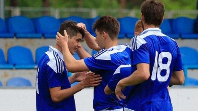 «Динамо» розгромило «Наполі» у молодіжній лізі УЄФА