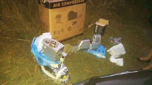 Двох працівників Конотопського авіаремонтного заводу затримали за крадіжку військових приладів