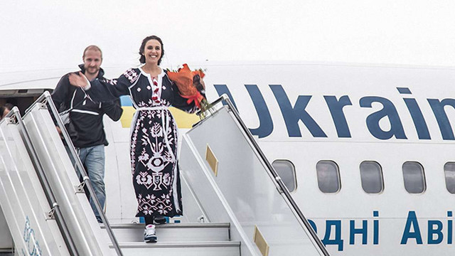 Джамала увійшла до журі національного відбору на «Євробачення-2017»