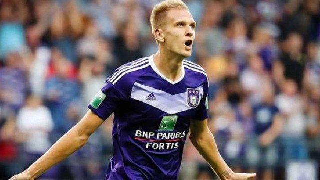 Нападник, якого «Динамо» відправило в оренду, став рекордсменом «Андерлехту» за кількістю голів