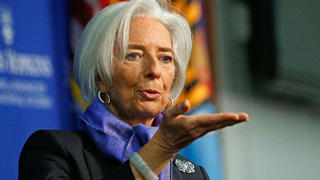 Голова МВФ заявила про ознаки оздоровлення в економіці України