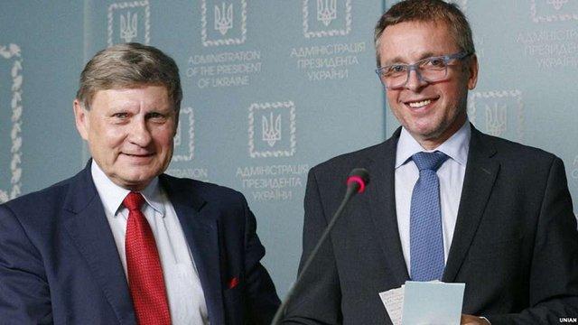Бальцерович і Міклош підготували пакет ключових реформ для України