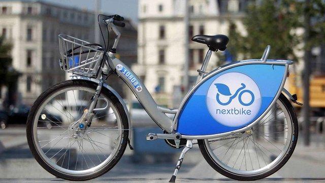 За 5 місяців велопрокатом Nextbike у Львові скористалося 2 тис. людей