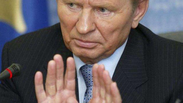 Росія відмовляється вирішувати питання контролю над українсько-російським кордоном, - Кучма