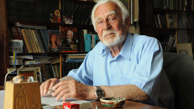 Помер відомий львівський письменник Роман Іваничук