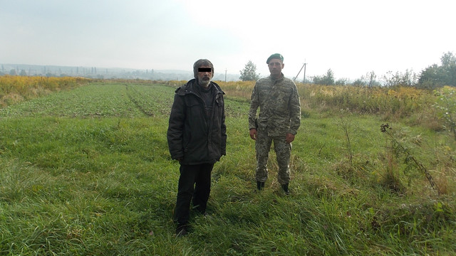 Прикордонники затримали росіянина, який незаконно хотів перейти кордон