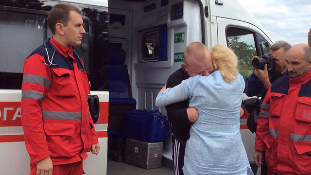 Ірина Геращенко розповіла подробиці звільнення з полону бойовиків двох українців