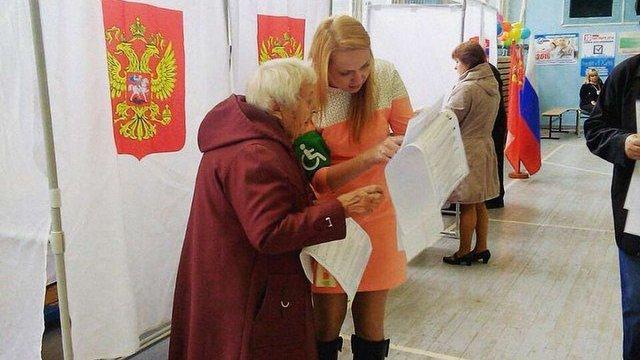 У Росії проходять вибори до Держдуми